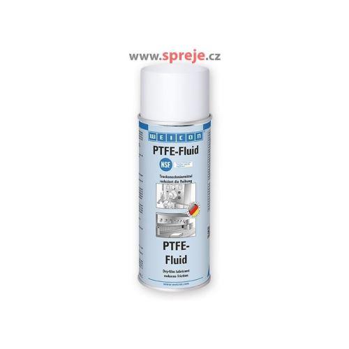 WEICON Teflonový sprej-PTFE-Fluid s NSF
